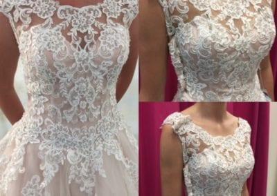 Hochzeitskleid Dormagen Änderungsschneiderei
