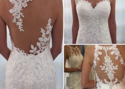 Hochzeitskleid ändern lasse