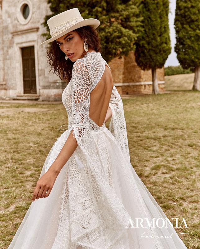 Boho Brautkleid kaufen