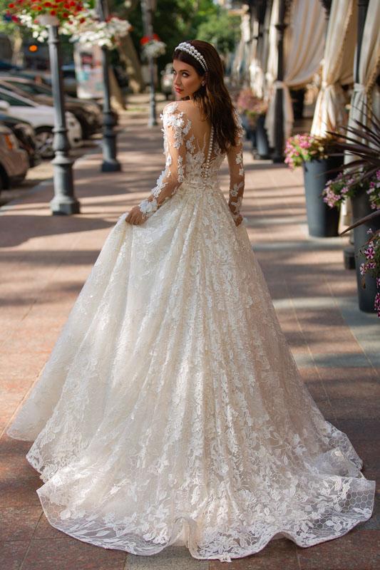 Prinzessinnen Brautkleid kaufen
